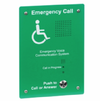 Green handsfree EVC outstation EVC302GF